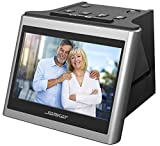 Somikon Diascanner: Stand-Alone-Dia- und Negativscanner, 12,5 cm IPS-Display (5'), 14 MP...